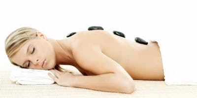 Hot and Cold Stone Massage