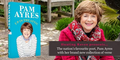 Hunting Raven presents... Pam Ayres tickets