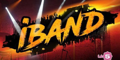 iBand - offenes Casting - alle Genre - alle Musikstile tickets
