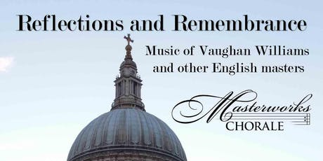 Masterworks Reflections and Remembrance tickets
