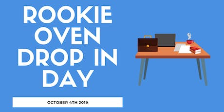 RookieOven Drop In Day October tickets