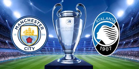 Man City vs Atalanta B.C £10 Burger And A Pint Deal tickets