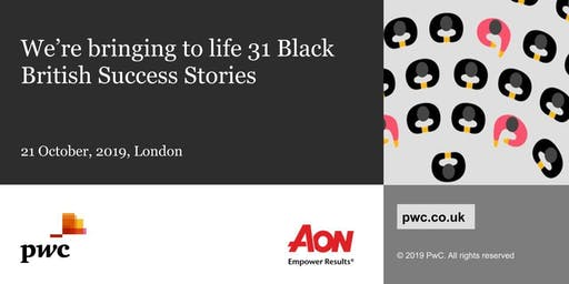 Black to the Future - An exhibition of 31 Black British Achievers