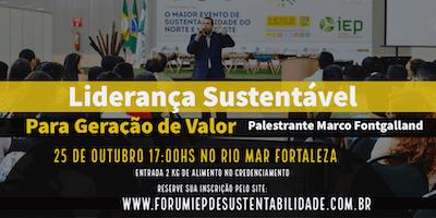 Liderança sustentável para geração de Valor