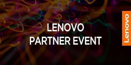 Lenovo Partner Event, Dubai