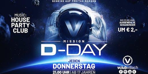 Mission: D-Day mit DJ Indygo