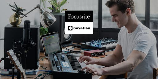 Kreative Musikproduktion im Homestudio