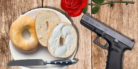 Guns & Bagels  (Ladies Shoot) tickets
