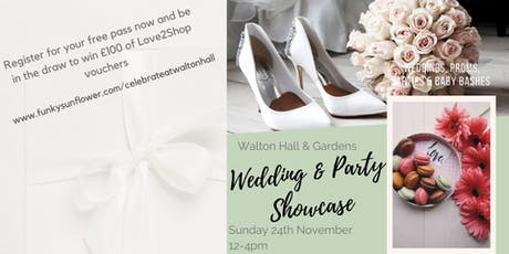 Walton Hall Wedding & Party Showcase tickets