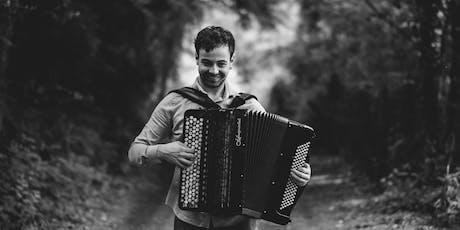 RBC YCAT at the Conservatoire: Samuele Telari (accordion) tickets