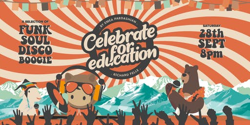 Celebrate for Education!