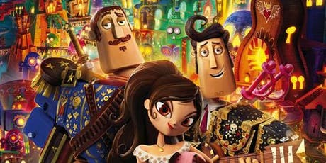 The Book of Life film screening tickets