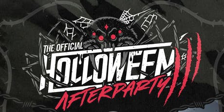 Official Holloween Afterparty tickets