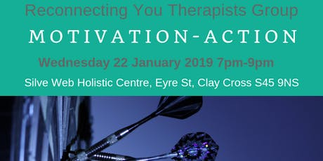 Reconnecting You Therapists Network 22 Jan 2020 tickets
