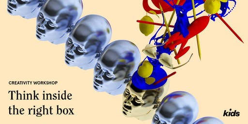 Creativity workshop: Think inside the right box