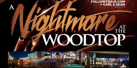 Nightmare at Woodtop tickets