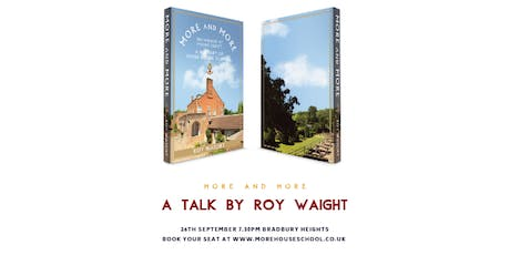 Roy Waight Talk tickets