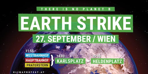 Earth Strike - There is NO Planet B
