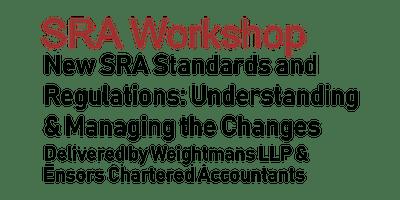 New SRA Standards & Regulations: Understanding & Managing the Changes