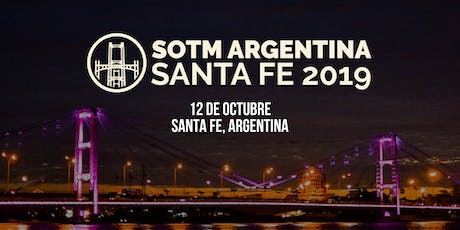 State of the Map Argentina - Santa Fe 2019 entradas