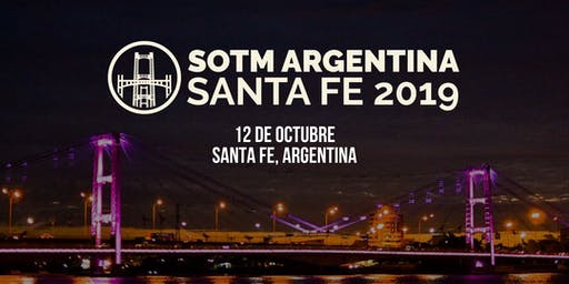 State of the Map Argentina - Santa Fe 2019