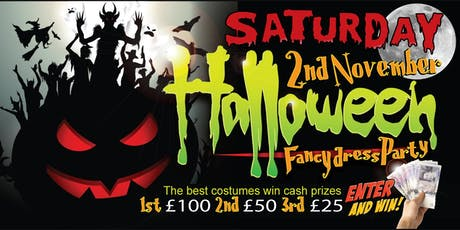 Halloween Fancy Dress Party @ Empire Rochdale tickets