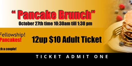 JOSIAH PANCAKE BRUNCH tickets