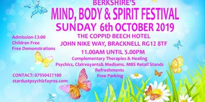 Berkshire's Mind, Body & Spirit Festival