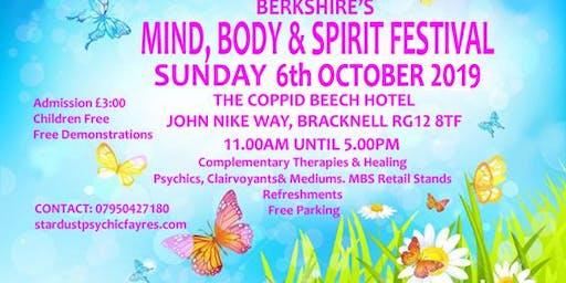 Berkshire's Mind, Body & Spirit Festival