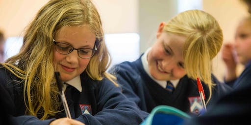 Wollaston School OPEN DAY TOUR - 9.15am - Tuesday 1st October 2019