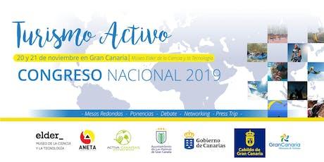 Congreso Nacional  de Turismo Activo tickets