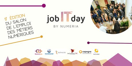 Job IT Day 2019 by Numeria billets