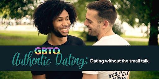 GBTQ Authentic Relating for Singles / men4men (Philly)