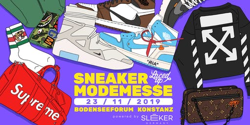 Laced Up Sneaker & Fashionmesse Konstanz 2019