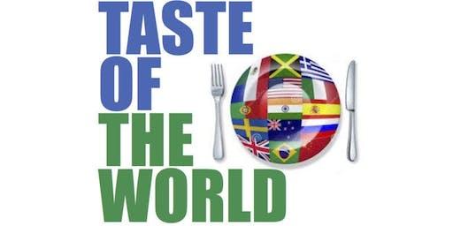 NBCC Alumni Dinner - Taste of the World