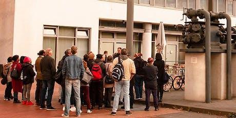 Kostenlose Stadtteilführung Gallus: Kultur & Architektur Tickets