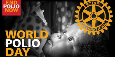 World Polio Day Social tickets
