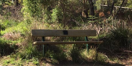Opening of Gill Gordon's Bench, Sunshine Reserve, Mt Martha tickets