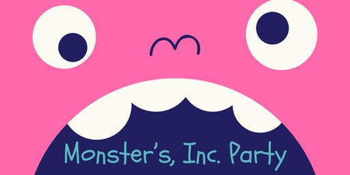 Monster's, Inc Tea Party