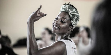 Vocab Dance: African Contemporary Class  with Alesandra Seutin tickets