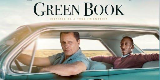 "WE SUSTAIN 2019 - ""Green Book"" Screening Movie"