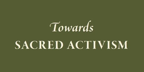 Author evening with Imam Dawud Walid: Towards Sacred Activism tickets