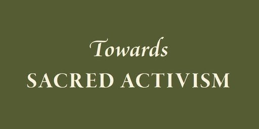Author evening with Imam Dawud Walid: Towards Sacred Activism