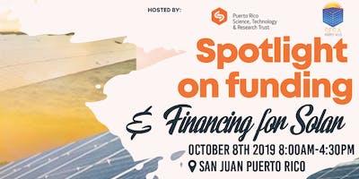 Spotlight on Funding & Financing for Solar in Puerto Rico