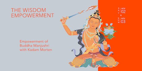 The Wisdom Empowerment: The Empowerment of Buddha Manjushri tickets