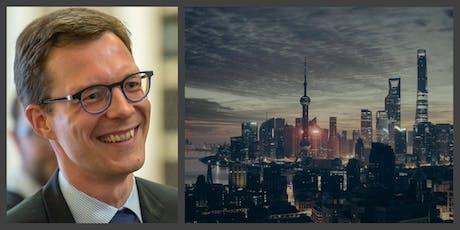 An Evening with Robert Zymek: The US-China Trade War tickets