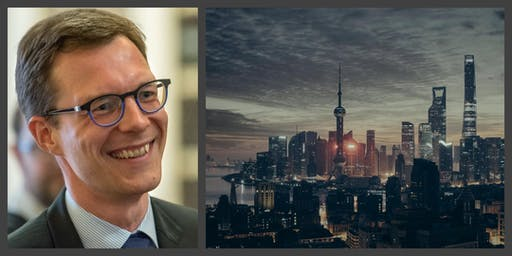 An Evening with Robert Zymek: The US-China Trade War