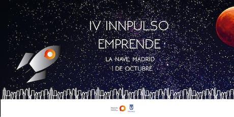 INVITACIÓN - IV. INNPULSO EMPRENDE entradas