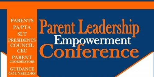 2019 Parent Leadership Empowerment Conference