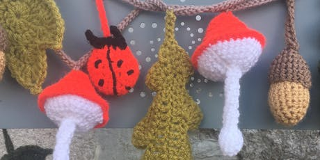Yarn Bombing Crochet Workshop tickets